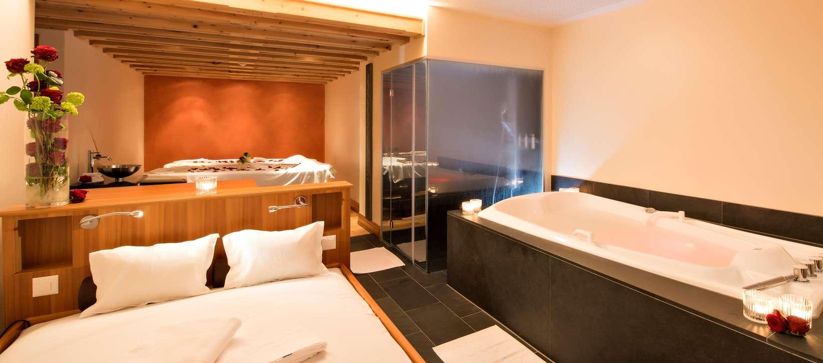 Hotel Kronenhof Pontresina Spa
